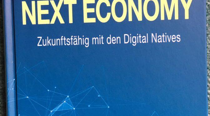 """Lesetipp: Das Buch """"Fit für die Next Economy"""""""